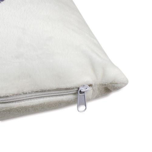 Kissenbezug Flauschig 40x40 cm