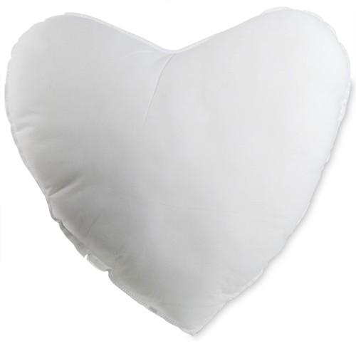 Kissenfüllung Herzform