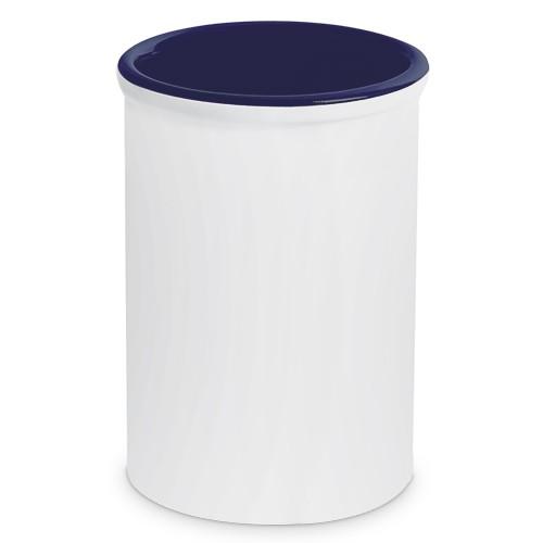 Keramikbecher blau