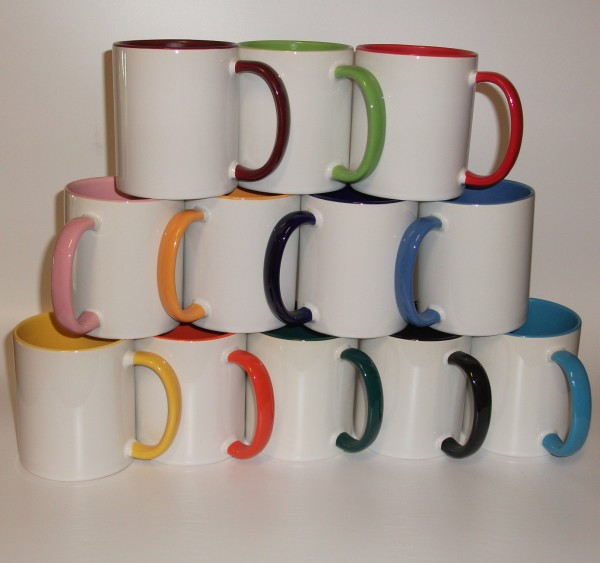 TTH Tassen in 12 Farben
