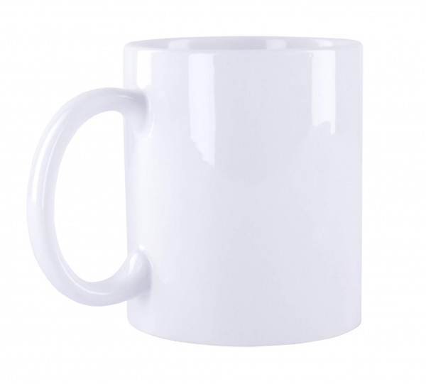 Sublimations Tasse weiß, 10 OZ