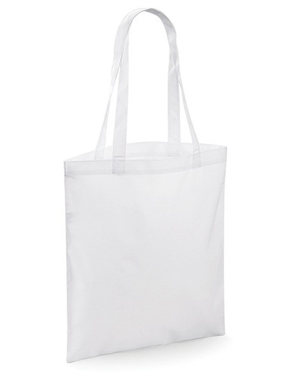 Sublimation Shopper White